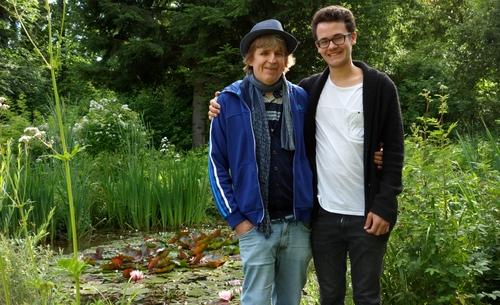 Felix und Dieter