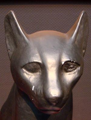 Bastet, die Katzengöttin