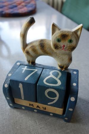 Katzenkalender