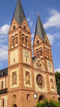 Bonifatiuskirche Heidelberg