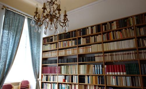 Richard Hauser Bibliothek