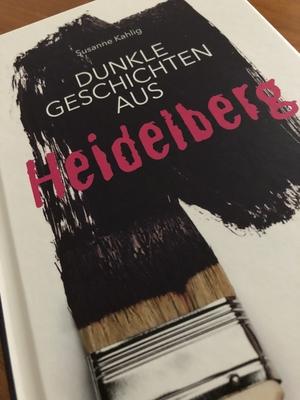 Buch: Dunkle Geschichten aus Heidelberg
