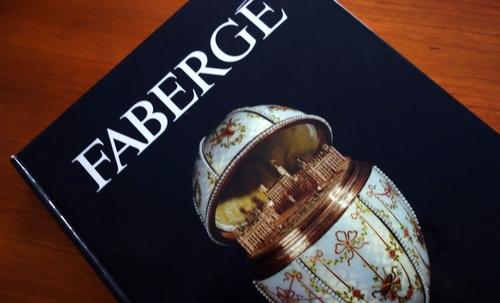 Fabergé Ausstellungskatalog