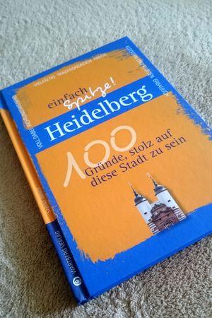 Buch über Heidelberg