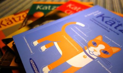 Bücher über Katzen