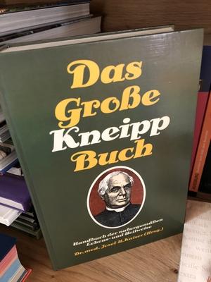 Buch über Kneipp