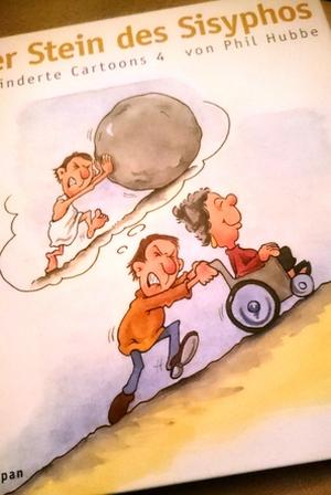 Cartoon von Phil Hubbe