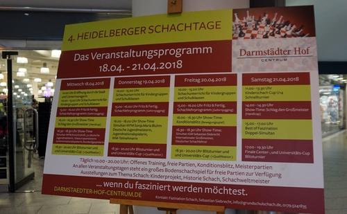 Heidelberger Schachtage
