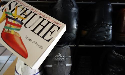 Buch über Schuhe