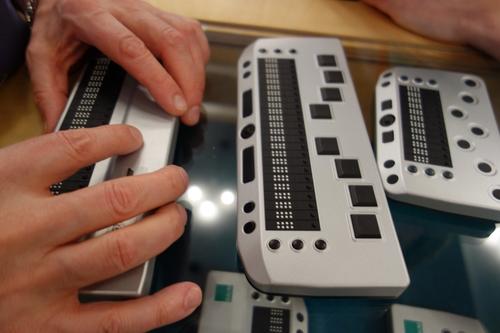 Braillezeilen von BAUM Retec AG