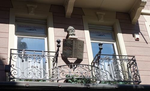Fenster in Baden-Baden