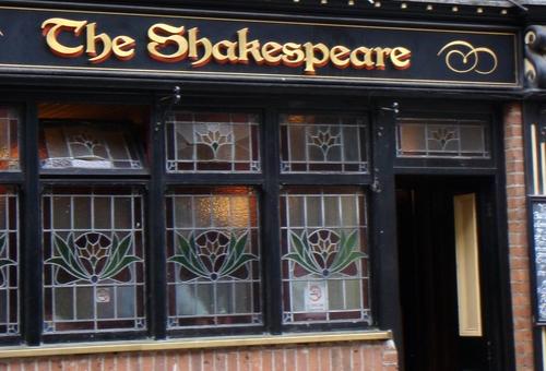 Pub in Durham
