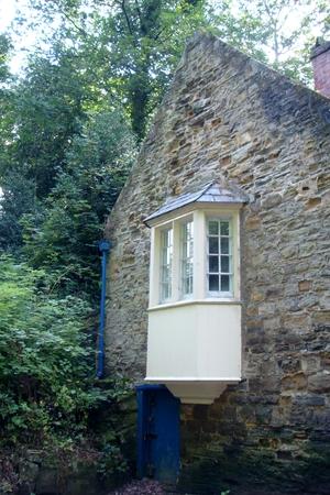 Fenster in Durham