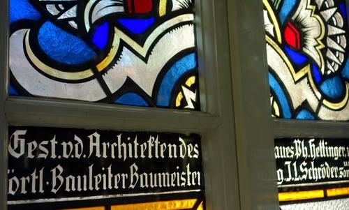 Fenster im Detail