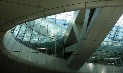 Flughafen-Fernbhanhof