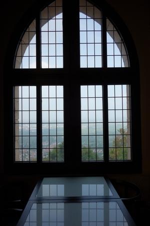 Fenster des Hambacher Schlosses