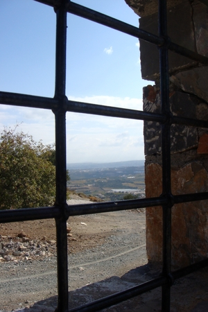 FensterBlick in Heraklion