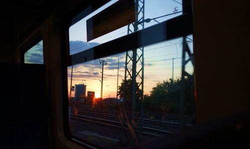 Zugfenster