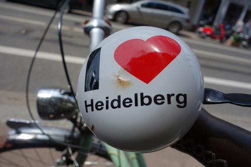 Klingel aus Heidelberg