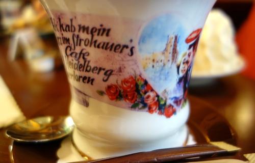 Café Strohauer-Tasse
