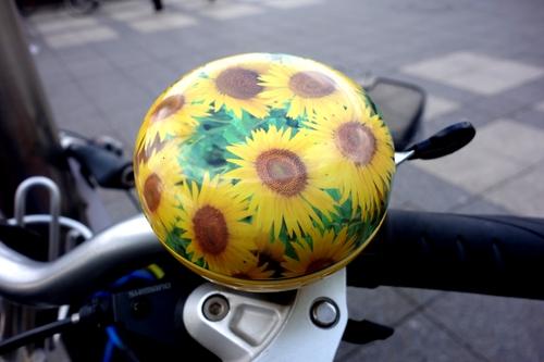 Sonnenblumenklingel