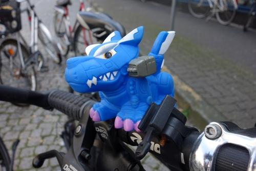 Blauer Godzilla