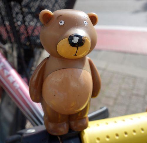 Teddyklingel