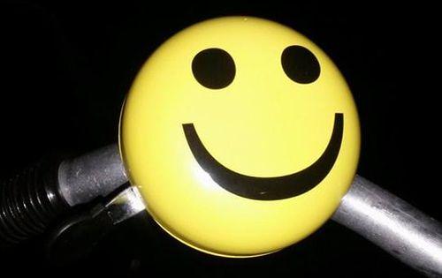 Smiley-Klingel