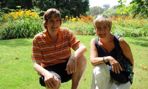 Dieter und Christine