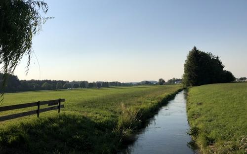 Landschaft in Bad Wörishofen