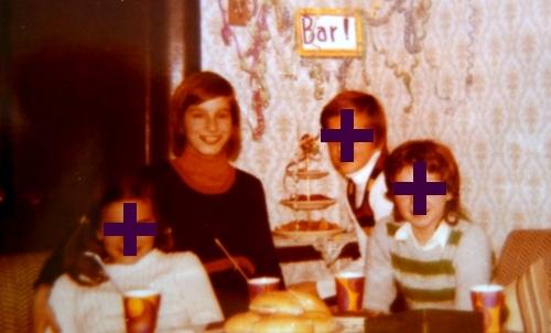 Geburtstagsfeier mit Bar!