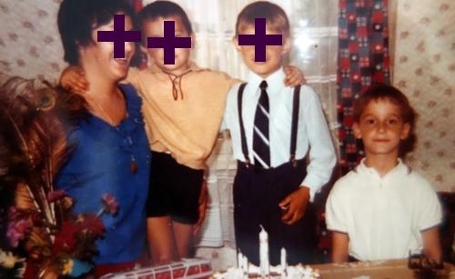 Geburtstagsfeier des Freundes