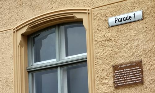 Schloss Rantzau, Parade 1