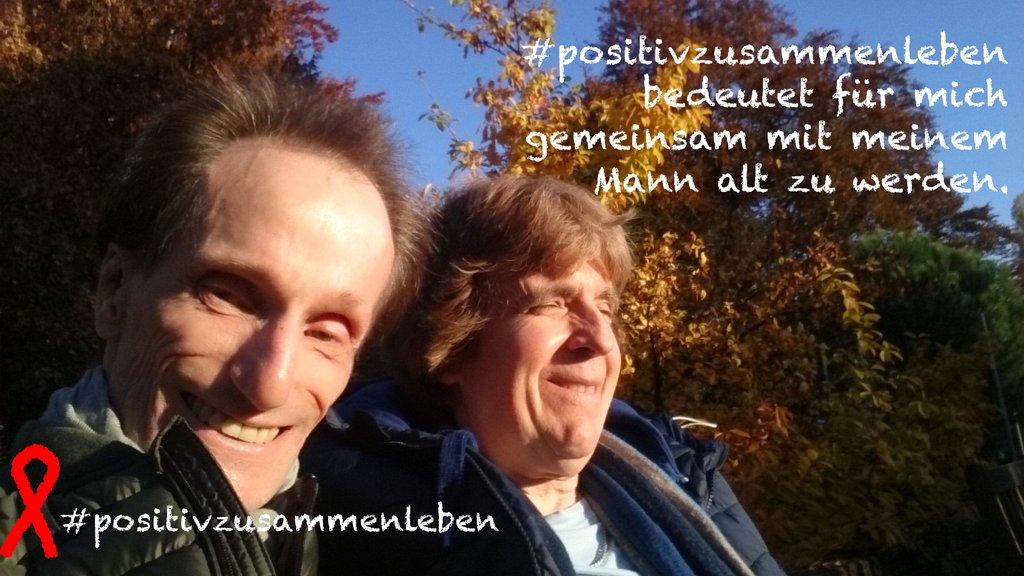 Dieter und ich