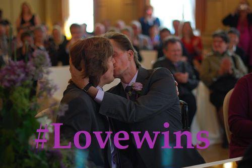 Liebe gewinnt
