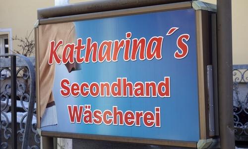 Secondhandwäscherei