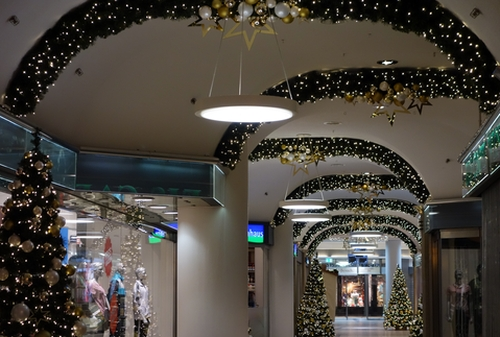Weihnachten im DHC