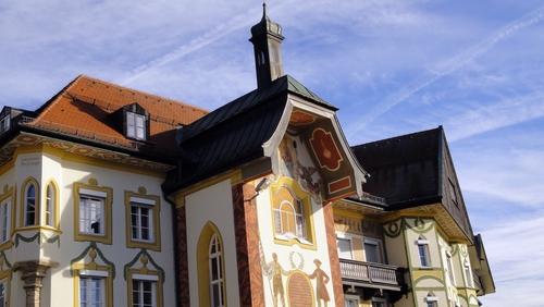 Fassade des Marienstifts