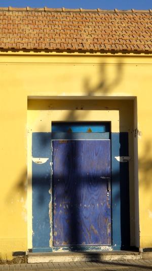 Rhodesische Tür