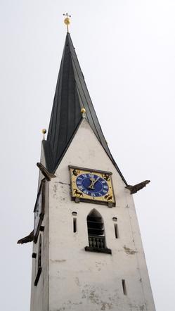 Kirchturm Maria Himmelfahrt