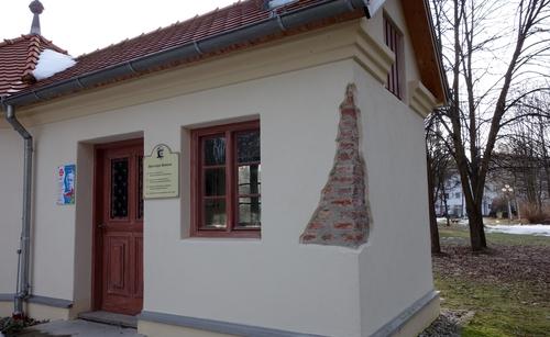historisches Badehaus