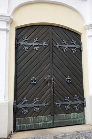 Kirchentür St. Justina