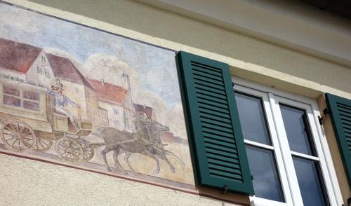 Fenster in Türkheim