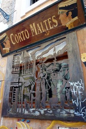 Bar Corto Maltes