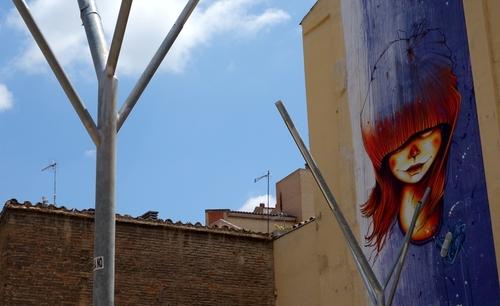 Kunst an der Hauswand 3
